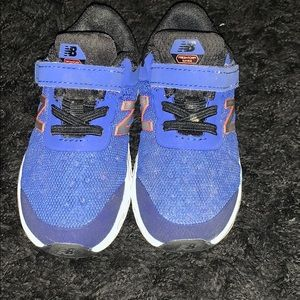 New balance kid shoes.